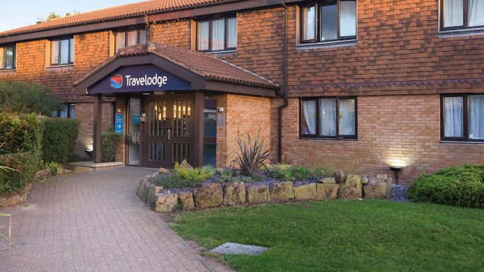 Buitenaanzicht TRAVELODGE NUNEATON