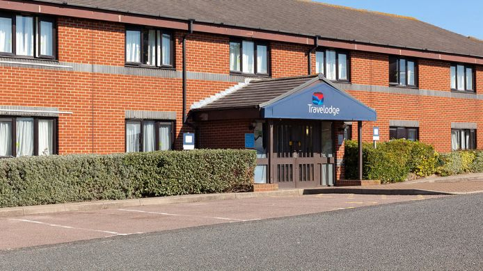 Exterior view TRAVELODGE CANTERBURY WHITSTABLE