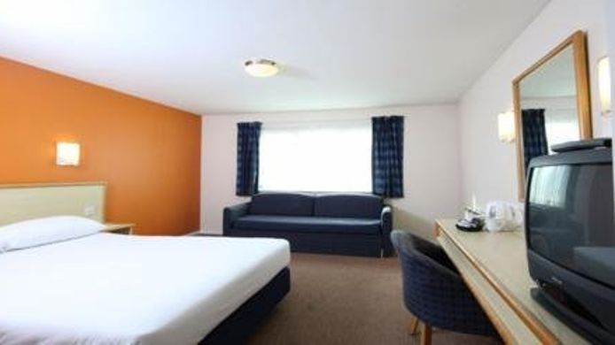Kamers TRAVELODGE BALDOCK HINXWORTH