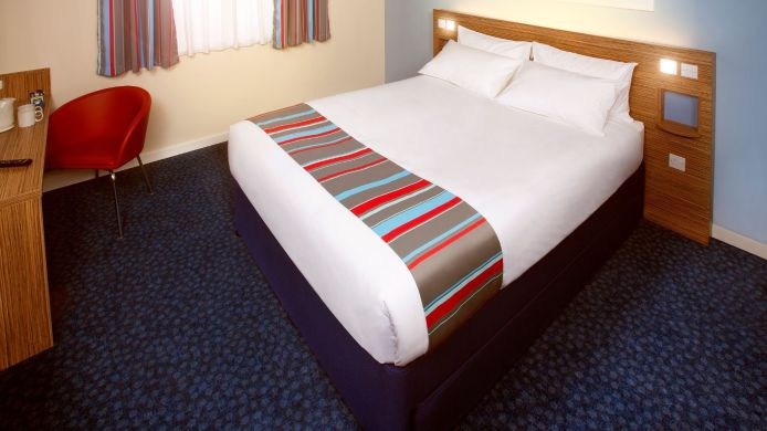 Double room (standard) TRAVELODGE BIRMINGHAM SUTTON COLDFIELD