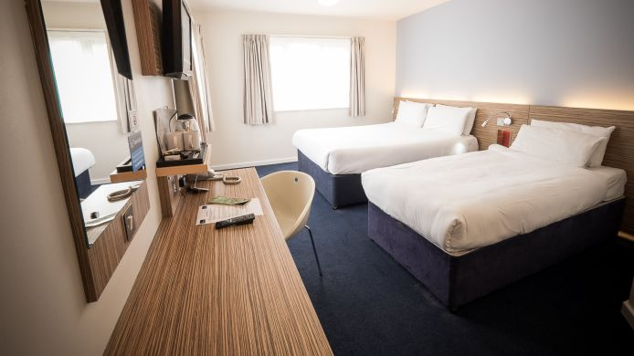 Double room (standard) Travelodge Limerick Ennis Road