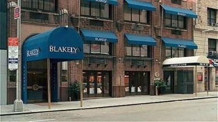 Exterior view BLAKELY NEW YORK