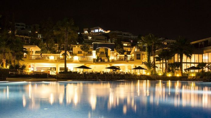 Außenansicht Isis Hotel Goddess of Bodrum - All Inclusive