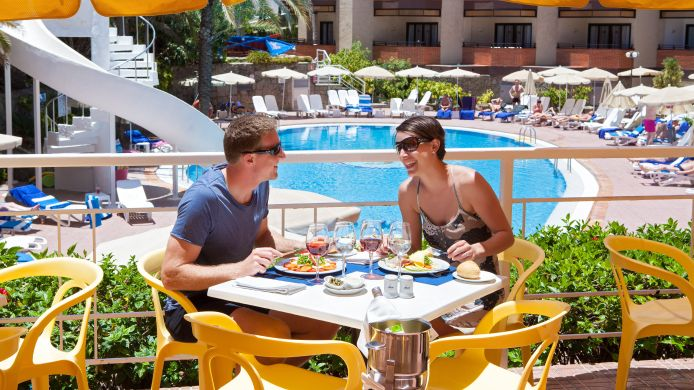 Café/bistro Neptuno Adults Only Hotel