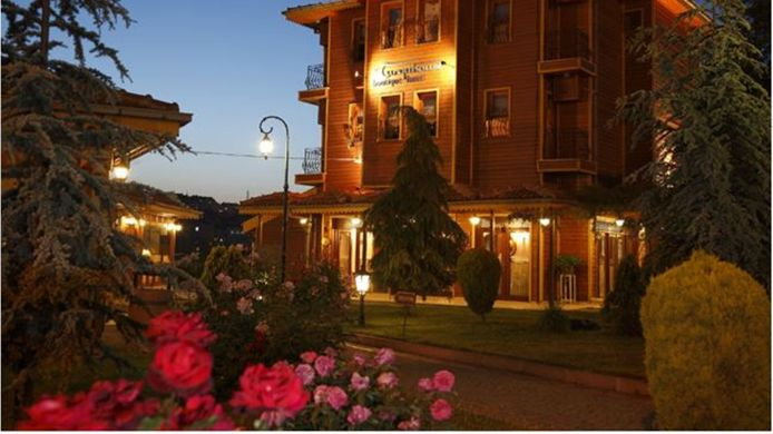 Exterior view Turquhouse Hotel