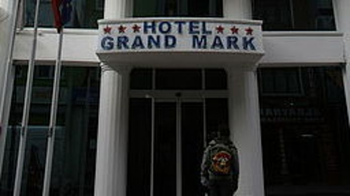 Exterior view Hotel Grand Mark
