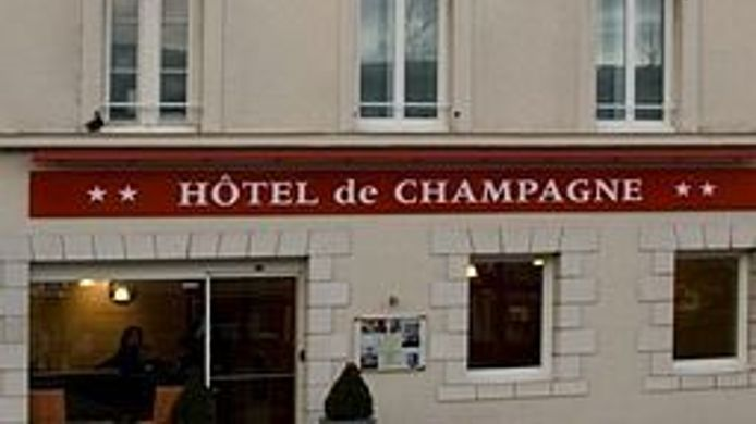 Exterior view Champagne