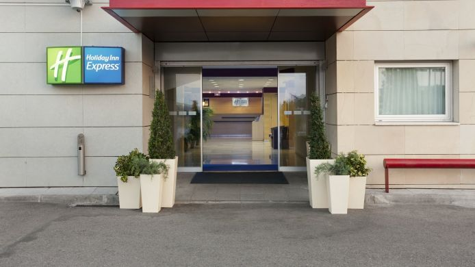 Exterior view Holiday Inn Express MADRID - ALCORCON