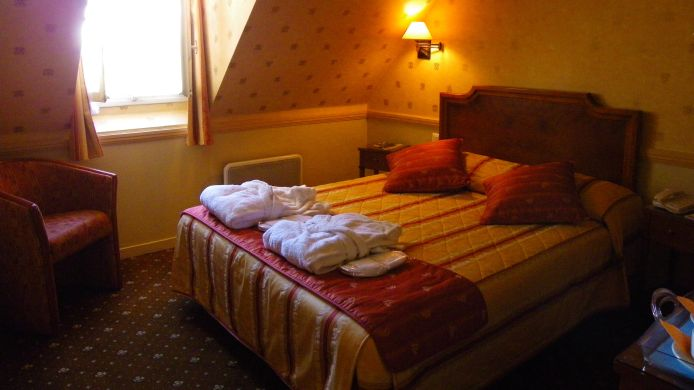 Double room (superior) Poussin