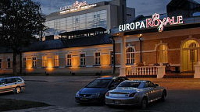Exterior view Europa Royale