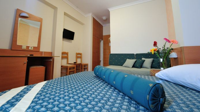 Double room (superior) Adonis City Hotel