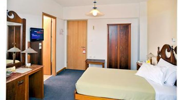 Single room (standard) Asteras Hotel Larissa