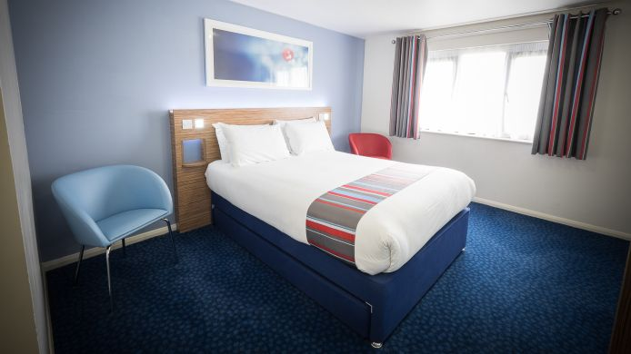 Double room (standard) Travelodge Dublin Pheonix Park
