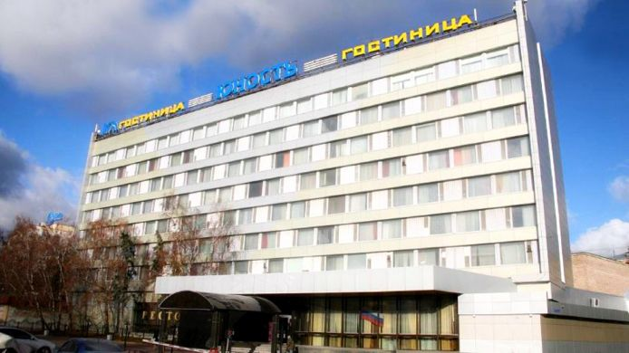 Exterior view Yunost Hotel