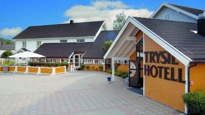 Exterior view NORLANDIA TRYSIL HOTEL
