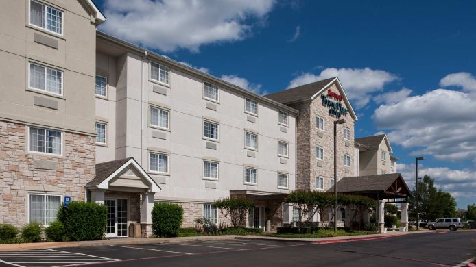 Exterior view TownePlace Suites Texarkana