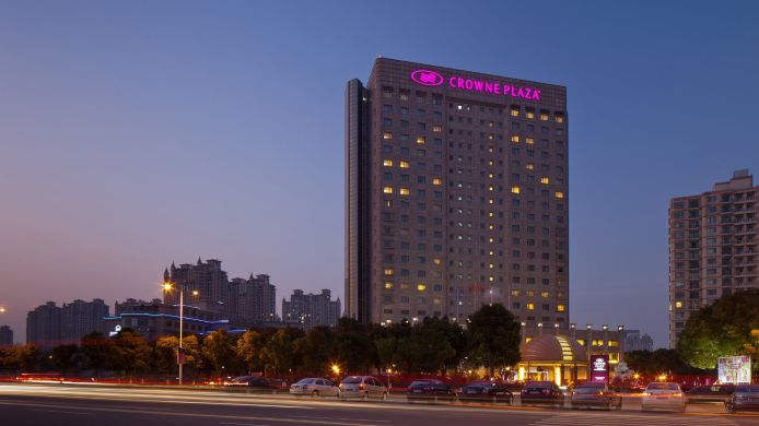 Exterior view Crowne Plaza CHANGSHU