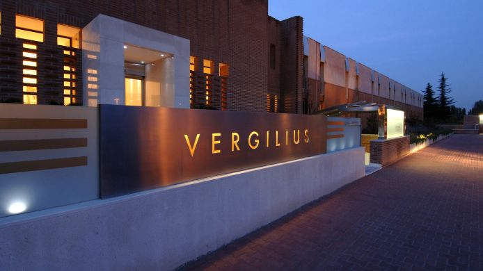 Buitenaanzicht Vicenza Vergilius SPA & Business Resort