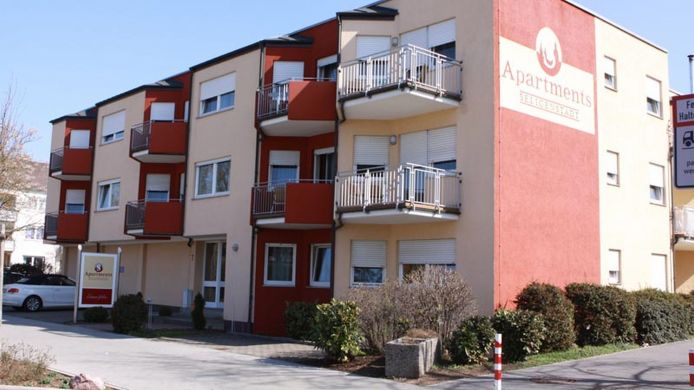 Exterior view Apartments-Seligenstadt