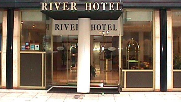 Exterior view River Hotel