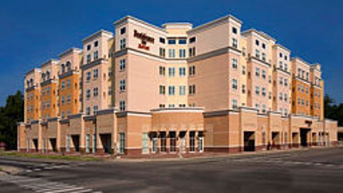 Exterior view Residence Inn Tallahassee Universities at the Capitol