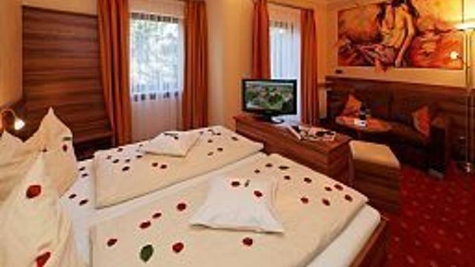 Double room (superior) Vino Vitalis Flair Hotel