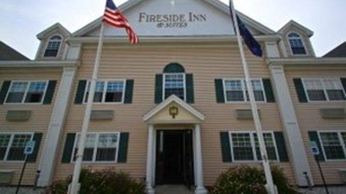 Exterior view FIRESIDE INN AND SUITES AUBURN