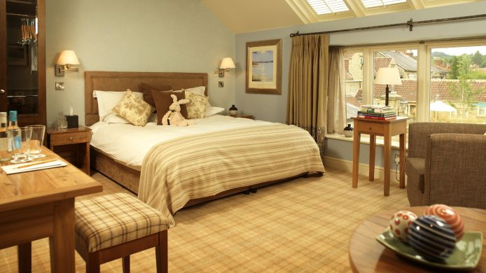 Double room (standard) Feversham Arms & Verbena Spa