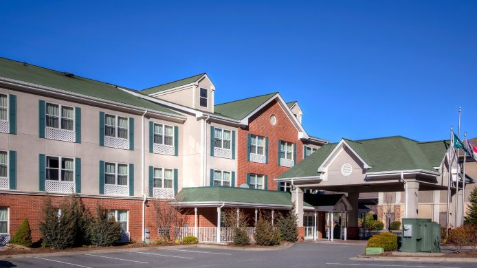 Buitenaanzicht COUNTRY INN AND SUITES BOONE