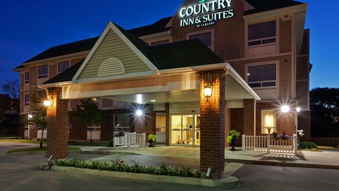 Exterior view COUNTRY INN SUITES LONDON SO