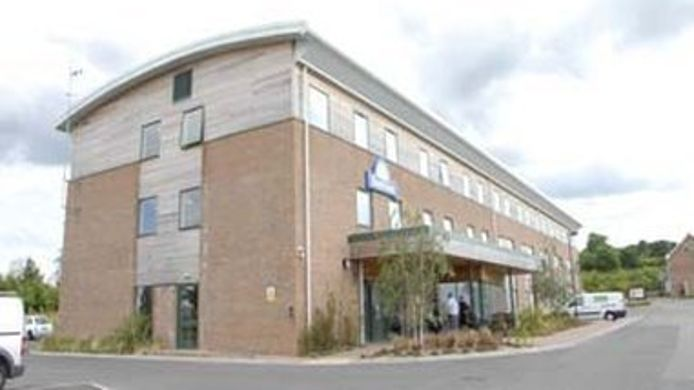 Exterior view TRAVELODGE HAVERHILL