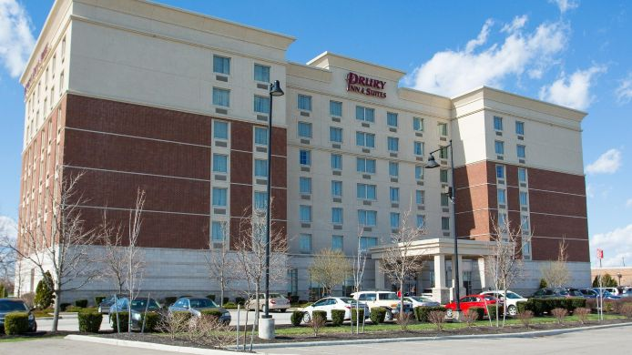 Exterior view DRURY INN AND SUITES COLUMBUS GROVE CITY