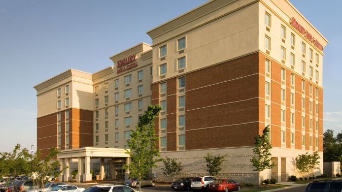 Buitenaanzicht DRURY INN AND SUITES GREENVILLE