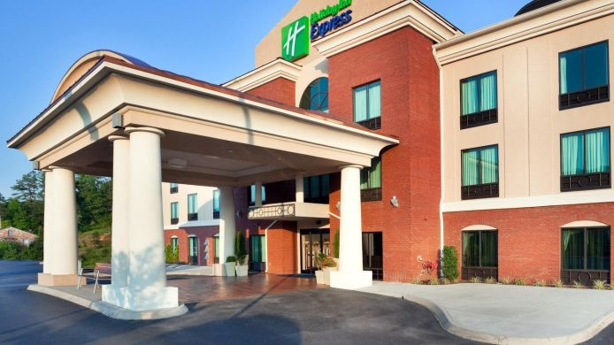 Exterior view Holiday Inn Express & Suites HARRIMAN