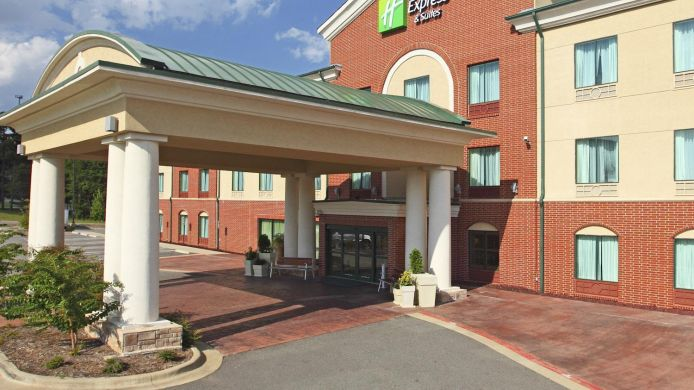 Buitenaanzicht Holiday Inn Express & Suites LITTLE ROCK-WEST