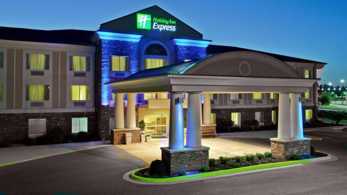 Exterior view Holiday Inn Express & Suites PARAGOULD