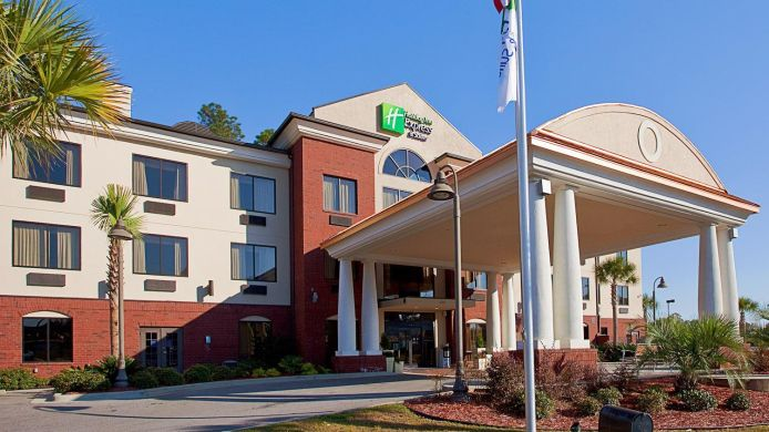 Exterior view Holiday Inn Express & Suites PENSACOLA W I-10