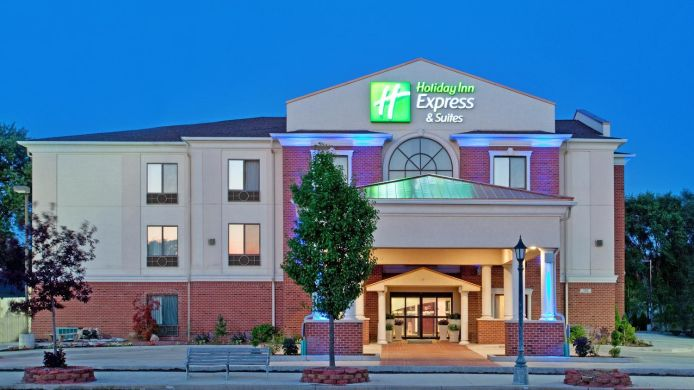 Exterior view Holiday Inn Express & Suites SOUTH BEND - NOTRE DAME UNIV.