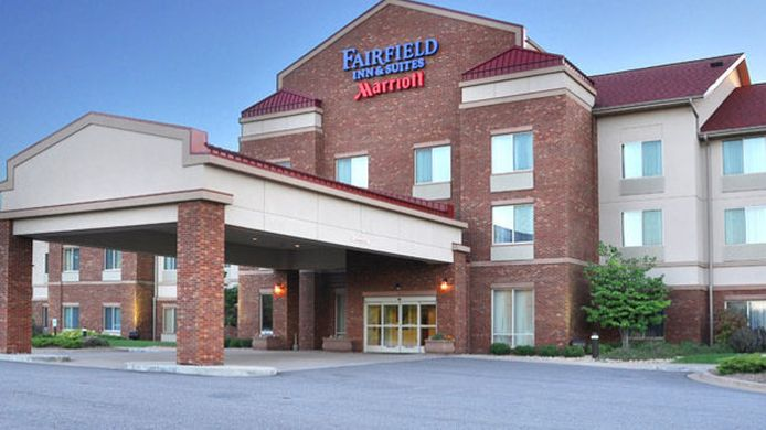 Exterior view Fairfield Inn & Suites Wausau