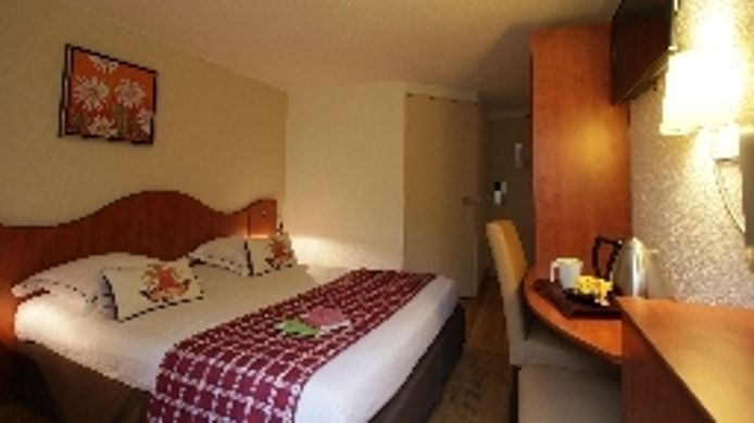 Double room (standard) Green Hotels Confort