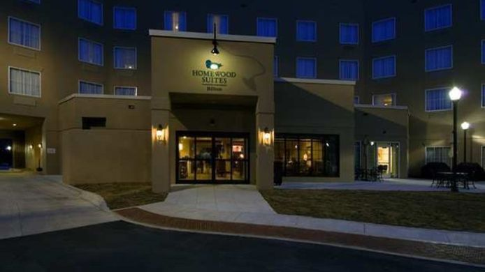 Buitenaanzicht Homewood Suites by Hilton Huntsville-Village of Providence