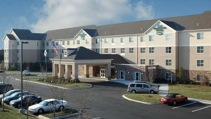 Exterior view Homewood Suites by Hilton Louisville-East