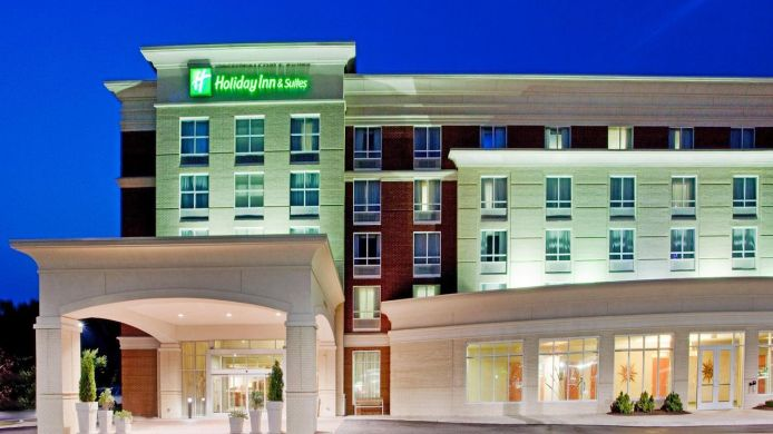 Exterior view Holiday Inn Hotel & Suites WILLIAMSBURG-HISTORIC GATEWAY