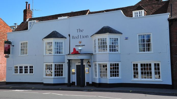 Picture Red Lion
