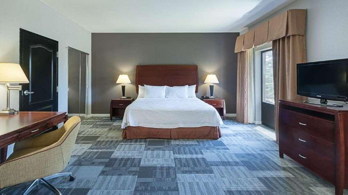 Exterior view Hampton Inn - Suites Indianapolis-Brownsburg IN