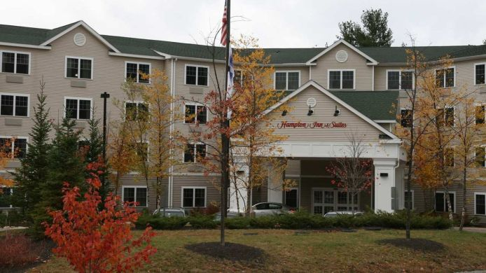 Exterior view Hampton Inn - Suites North Conway