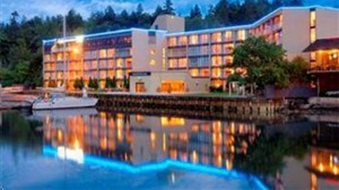 Exterior view OCEANFRONT SUITES AT COWICHAN BAY