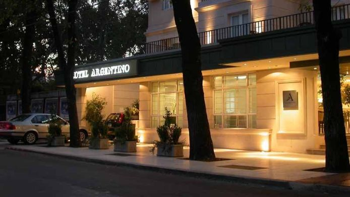 Exterior view ARGENTINO HOTEL