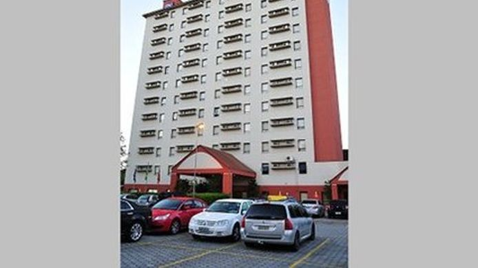 Exterior view Comfort Hotel Joinville