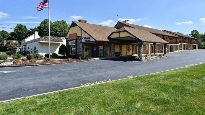Exterior view Americas Best Value Inn-Ronks/Lancaster County